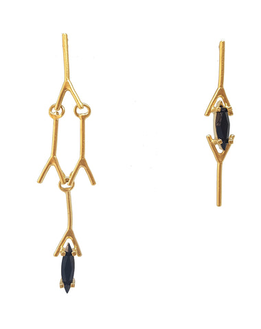 Itar Earrings Gold