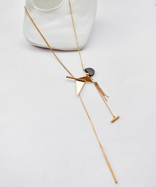Tomi Necklace Gold