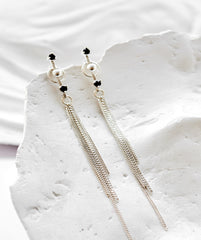 Sasha Earrings Silver