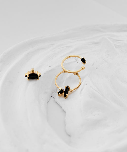 Ori Earrings Gold
