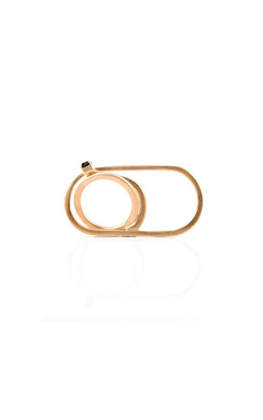 Brandie Ring Gold