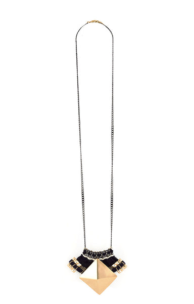 Carmen Necklace Gold