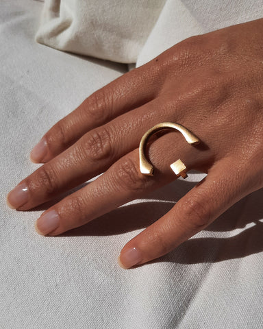 Sasha Ring Gold