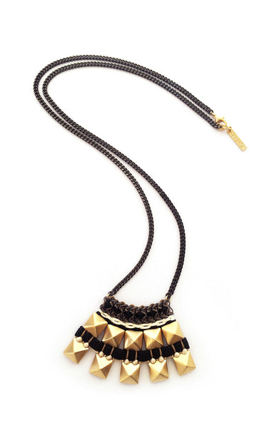 Janelle Necklace Gold