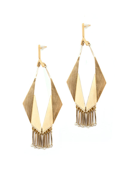 Sunny Stud Earring Gold