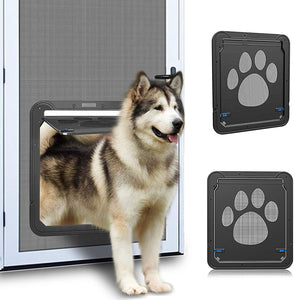 "OWNPETS Large Flap Replacement (14""x12"") for Ownpets Larger Screen Door - Flap ONLY"