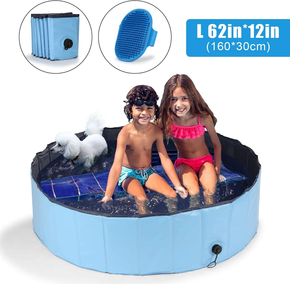 Ownpets Foldable Pet Pool ( L: 62