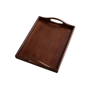 Tea Serving Tray made of Wenge wood Teaware The Grateful Tea Co.