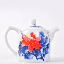 Load image into Gallery viewer, Traditional Chinese Teapot (8oz.) Teaware The Grateful Tea Co. Teapot2