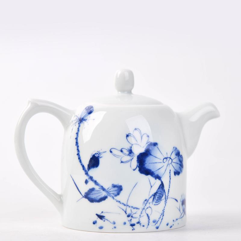 Traditional Chinese Teapot (8oz.) Teaware The Grateful Tea Co. Teapot3