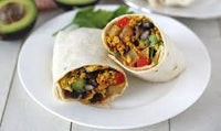 Southwestern Breakfast Wrap