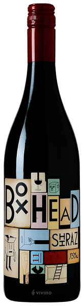 Box Head Shiraz