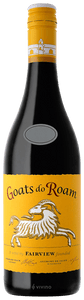 Goats Do Roam Red Blend