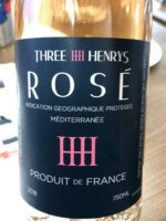 Three Henrys Rose