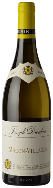 Drouhin Macon Villages Bourgogne Blanc