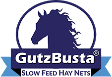 GutzBusta® Slow Feed Hay Nets