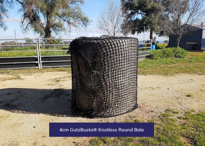 GutzBusta® Knotless - Round Bale and Large Square-02