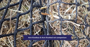 GutzBusta® Knotted Hay Nets - Large-06