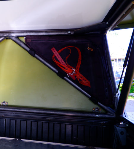 Go Fast Camper Space Frame Packs (Rear Panel)