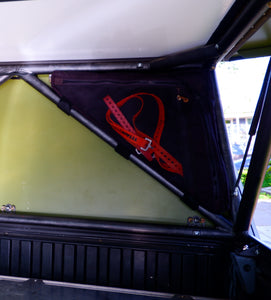 Go Fast Camper V.1 Space Frame Packs (Rear Panel)