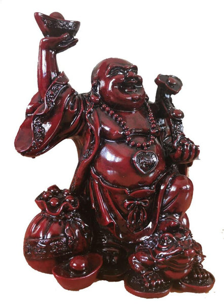 The Laughing Buddha Statue - Budai (Hotei) #3
