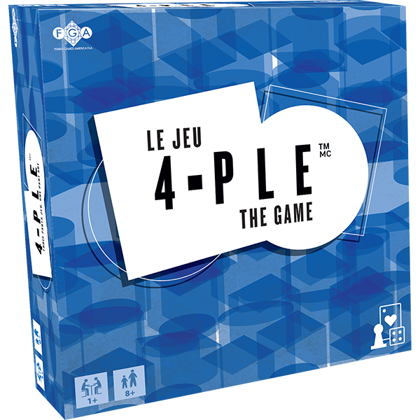 4-ple is available again!