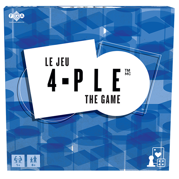 4-PLE: The Game