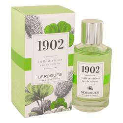 1902 Trefle & Vetiver Eau De Toilette Spray By Berdoues