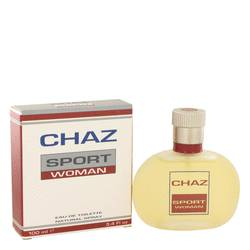 Chaz Sport Eau De Toilette Spray By Jean Philippe