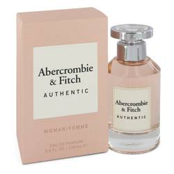 Abercrombie & Fitch Authentic Eau De Parfum Spray By Abercrombie & Fitch