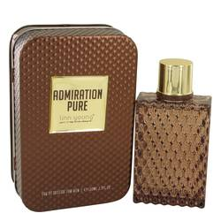 Admiration Pure Eau De Toilette Spray By Linn Young