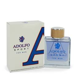Adolfo Sport Eau De Toilette Spray By Adolfo