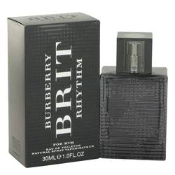 Burberry Brit Rhythm Eau De Toilette Spray By Burberry