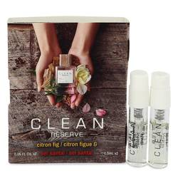 Clean Reserve Citron Fig Vial Set Includes Citron Fig and Sel Santal By Clean