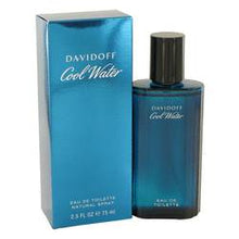 Load image into Gallery viewer, Cool Water Eau De Toilette Spray By Davidoff