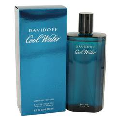 Cool Water Eau De Toilette Spray By Davidoff