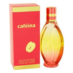 Café Cafeina Eau De Toilette Spray By Cofinluxe