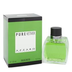Azzaro Pure Vetiver Eau De Toilette Spray By Azzaro