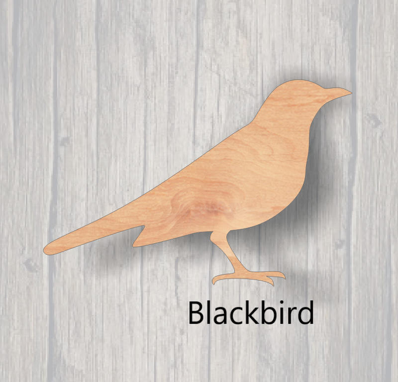 Birds.  Wood cutout.  Laser Cutout. Wood Sign. Unfinished wood cutout. Sign blank. Ready to paint. sign accents