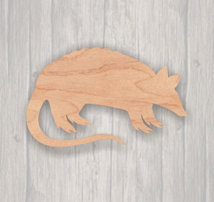 Armadillo.  Unfinished wood cutout. Wood cutout. Laser Cutout. Wood Sign. Sign blank. Ready to paint. Door Hanger. Wildlife