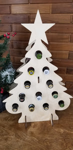 Art File for Tipsy Tree 12 Pack Beer Advent Calendar
