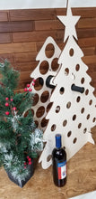 Load image into Gallery viewer, Tipsy Tree Full Size Wine Bottle Advent Calendar
