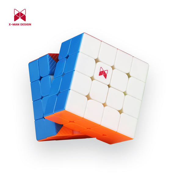 QiYi XMan Ambition 4x4x4 magnetic speedcube UK STOCK | speedcubing.org