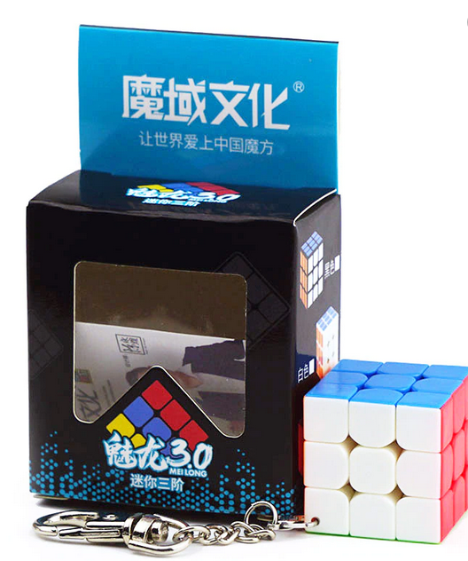 MoYu Meilong 30mm 3x3x3 speedcube puzzle toy UK STOCK | speedcubing.org