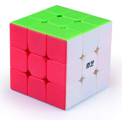 Qiyi Warrior S-3x3x3-speedcubing.org | UK cube store