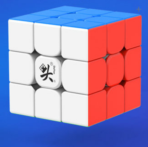 DaYan GuHong V3M, a decent budget 54mm cube, great for people with small hands who do not want to spend too much money, just £10 at speedcubing.org