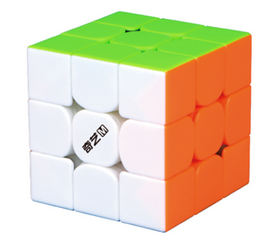 QiYi MS 3x3x3, a promising new budget magnetic 3x3x3
