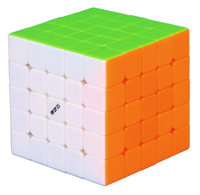 QiYi MS 5x5x5, a promising new budget magnetic 5x5x5
