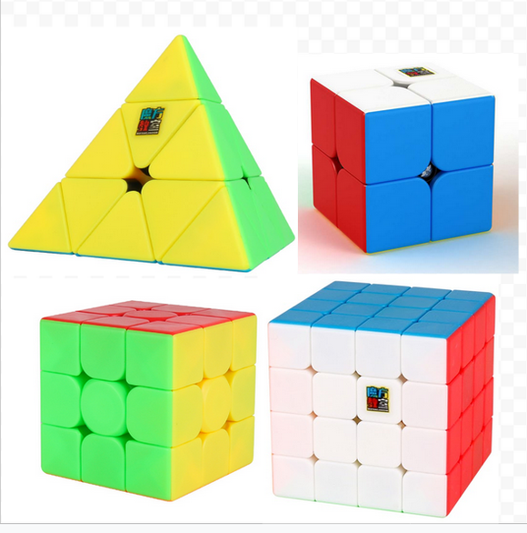 Beginner Meilong Bundle-bundle-speedcubing.org | UK cube store