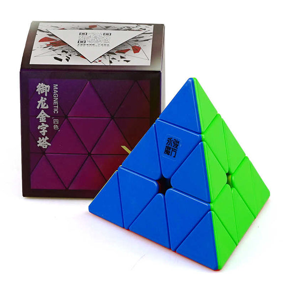 YJ YongJun YuLong V2M Pyraminx puzzle toy UK STOCK | speedcubing.org
